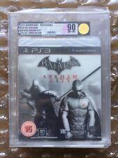 NEW BATMAN ARKHAM CITY ROBIN EDITION PS3 SONY PLAYSTATION 3 VGA /UKG GRADED 90