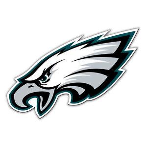 NFL Philadelphia Eagles 12 inch Auto Magnet Die-Cut Logo by Fremont Die
