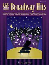 Lee Evans Arranges Broadway Hits Sheet Music Piano Solo Evans Piano 000290611