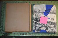 Olympia 1936 - Band 1 RARE Berlin Olympics 1936 HC w/ DJ Book Full Photo Cards