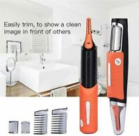 Hair Multifunctional Micro Trimmer Clipper Beard Grooming Shaver Electric Razor