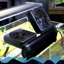 Chiller Ventilation Mini Super Power Fish Tank Adjustable Aquarium Cooling Fan