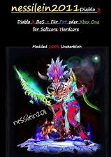 Diablo 3 RoS Ps4/Xbox One - Hexendoktor/Witchdoctor - 100% Unsterblich - SC/HC