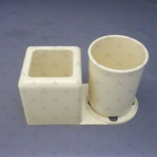 Toothbrush Holder w/ Cup