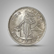 1906 Philippine Goddess of Liberty Memorial Coin Collection Gifts