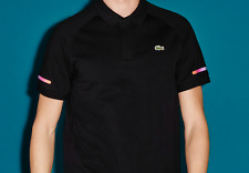 BRAND NEW WITH TAG MENS LACOSTE SPORT SHORT SLEEVE ACCENT POLO SHIRT T6 X LARGE