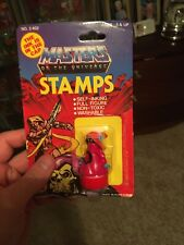 Masters Of The Universe Orko Rare Stamp