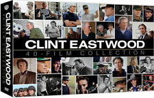 CLINT EASTWOOD: 40 FILM COLLECTION (40PC) / (BOX) - DVD - Region 1