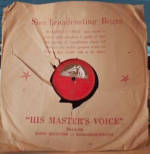Tito Gobbi – Take The Sun / Song Of The Mountains - HMV 78 record