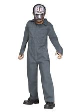 Fun World Masked Madman Youth Boys Costume, Medium (8-10)