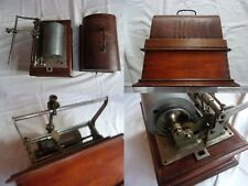Phonographe à cylindre Pathé Phono Gramophone Le Coquet