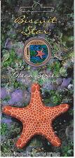 2007 $1 Pad Printed Coin Ocean Series - Biscuit Star Fish