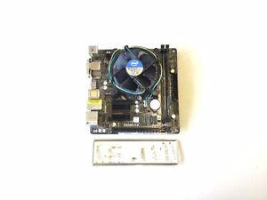 ASROCK B85M-ITX Motherboard | w/ i5-4430 @3.0GHz | 4GB DDR3 | BIOS Tested