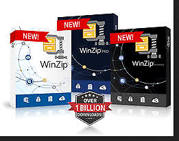 NEW WinZip Pro 25 for Windows All Version lifetime
