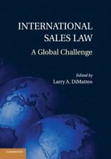 International Sales Law : A Global Challenge (2016, Paperback)