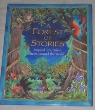 A Forest of Stories - Magical Tree Tales, Rina Singh, Helen Cann - Fairy Tales
