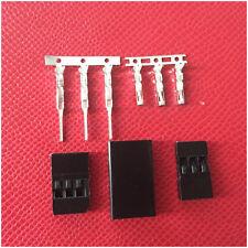 20x  Male&Female Connector For JR/Futaba Model Servo Receiver Battery ESC cable