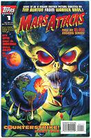MARS ATTACKS #1 2 3, 5 6 7, VF/NM, 1995, 6 issues, Aliens, Horror, Martians
