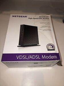 NETGEAR Broadband High-Speed DSL Modem VDSL/ADSL (DM200)