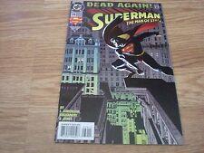 Superman The Man of Steel #39 (1991 Series) Dc Comics