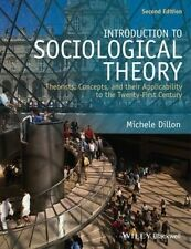 Used Book:  Introduction to Sociological Theory: Theorists, Concepts, and Their