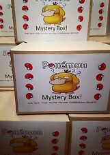 POKÉMON Mystery Box Package Plushes, Toys, Cards, Mugs, Premium, Vintage, & etc