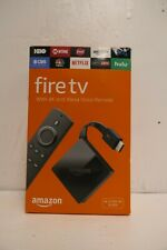 Amazon B01N32NCPM Fire TV 4K Media Player with 1st Generation Alexa Voice Remote