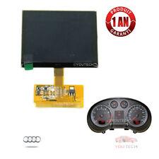 Ecran Afficheur LCD problème pixel compteur Audi A2 A3 S3 A4 S4 A6 GARANTIE 1 AN
