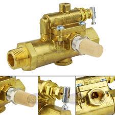 Conrader Gas Compressor Pilot / Unloader Check Valve Combo High CFM 120-150 PSI
