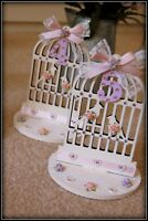Wedding Table Numbers, Birdcage Design, Any colour, Wedding Table Decoration