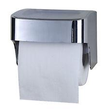 Carta igienica rotolo di tessuto titolare Dispenser standard parete bagno cromo