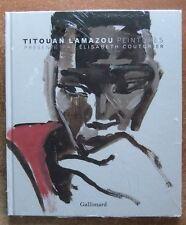 ART - PEINTURE - VOYAGE  / TITOUAN LAMAZOU : FEMMES DU MONDE - GALLIMARD