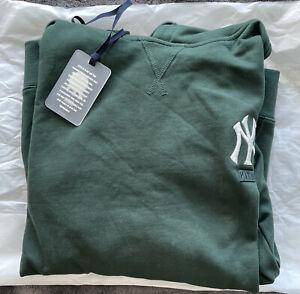Kith X Yankees Williams 3 Hoodie Stadium Green Size XL Box Logo Bogo