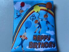Girl Guides / Scouts Happy birthday rainbow