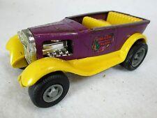 Vintage 1970's Tiny Tonka Draggin' Wagon hot rod car no. 452