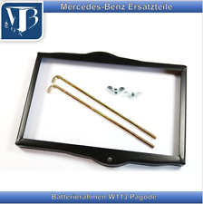 Mercedes-Benz W113 Pagode 280SL Batterierahmen mit Halter