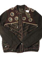Women's Black Maison Scotch Jacket Size 3 NWT