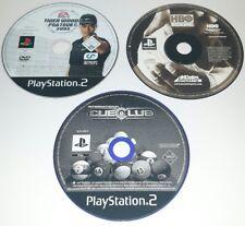 3 GIOCHI GOLF BOXE BILIARDO - PlayStation 1 PS1 Play Station Game Bambini Gioco
