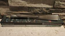 Jace Herondale Morgenstern Dominic Sherwood Stilo Stele v2 Shadowhunters Netflix
