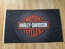 HARLEY DAVIDSON FLAG 3x5FT 90x150CM