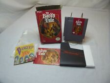 Bard's Tale (Nintendo Entertainment System, 1991) Complete