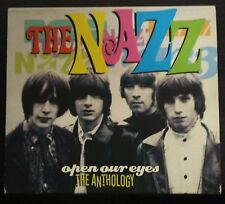 Nazz ‎– Open Our Eyes - The Anthology 2XCD Slipcase Castle Music  2002