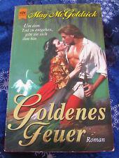 Goldenes Feuer   -   McGoldrick May    -   historische Liebesromane
