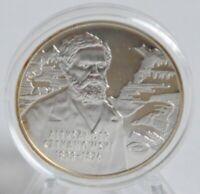Polen 10 Zlotych 2004 Aleksander Czekanowski Silber