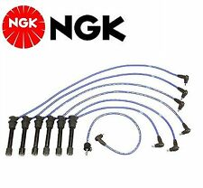 NGK Spark Plug Ignition Wire Set For Toyota Camry V6; 2.5L 1988-1991