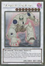 Colossal Fighter - PGLD-EN043 - Gold Rare 1st Edition