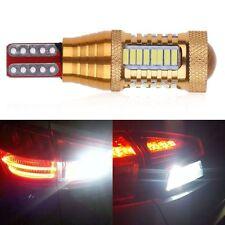 Canbus LED Lamp W16W T15 4014 32SMD + CREE Car Tail Backup Reverse Light Bulb
