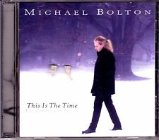 Michael Bolton-This Is The Time cd album