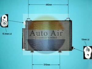 Auto Air AC Condenser 16-1028A Fits Toyota