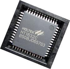 5PCS HT1632C QFP52 HOLTEK Driver Chip of LED Dot Matrix Unit Board 256 kHz